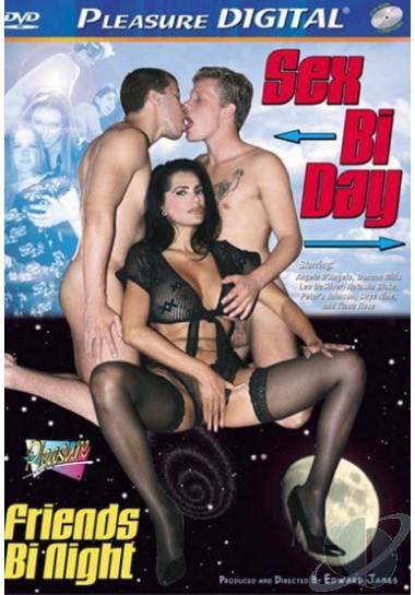 Sex Bi Day - Friends Bi Night Cover