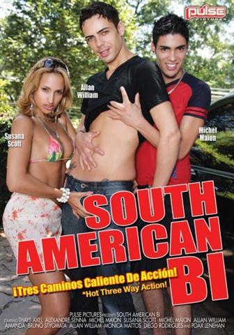 South American Bi Cover