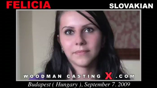 Fri Sep 30, 2011 10:31 am Post subject: Woodman casting- Felicia slovakian ...