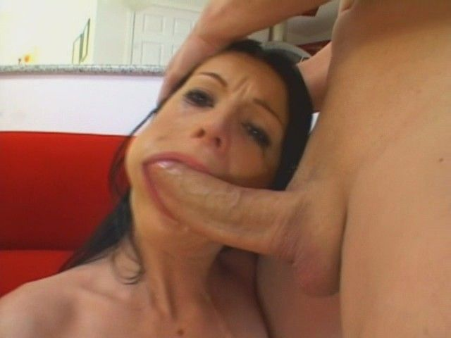 Throat gaggers and facial