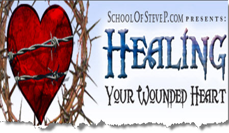 WUP] Steve Piccus - Healing Your Wounded Heart - Jiwang