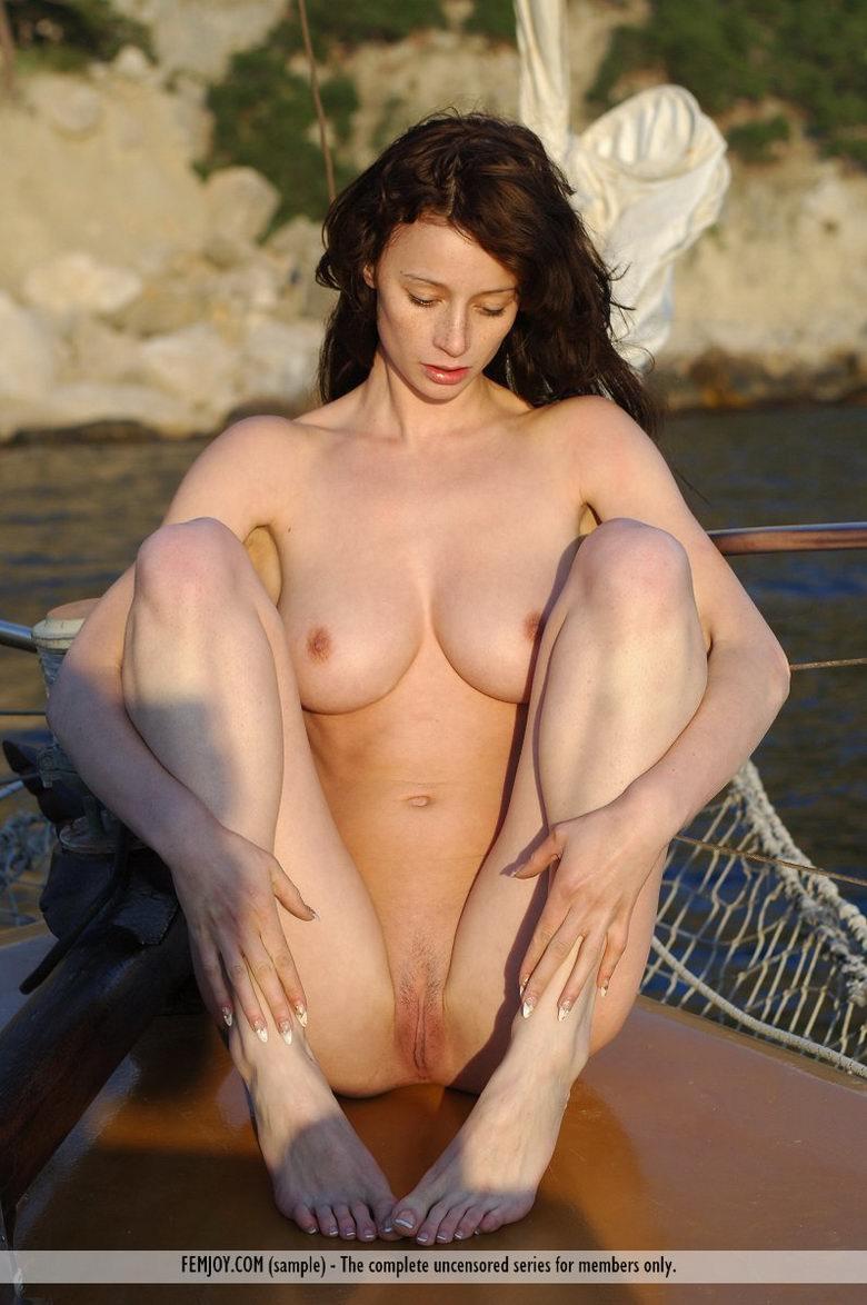Blonde hot nude