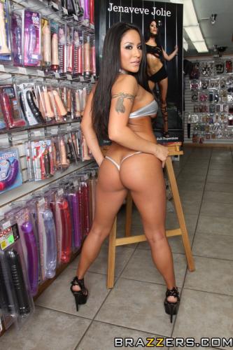 Jenaveve Jolie - Porn Store Pornstar