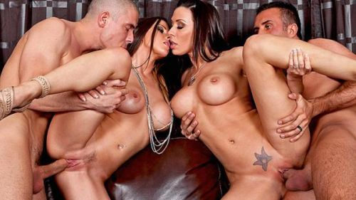 Rachel Starr, Rachel RoXXX - A Swinging Good Time