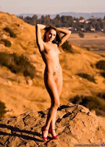 dione miller nude