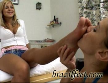 Pamelas Delicious Feet