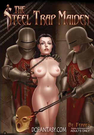 Steel Trap Maiden