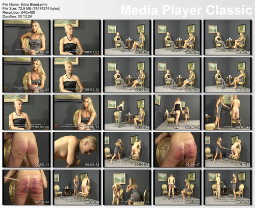 Mood cast Erica Blond
