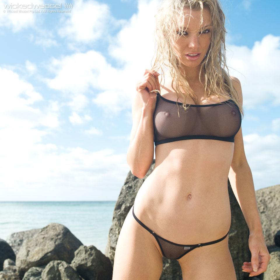 Wicked Weasel Bikini Matures - 500 fotos - xHamstercom