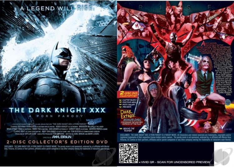 Dark knight xxx the The Dark