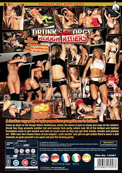 Drunk Sex Orgy Rough Riders