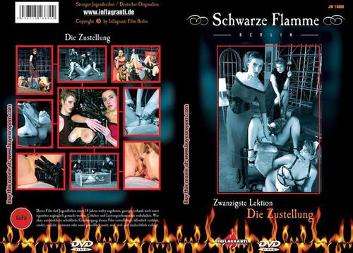 Schwarze Flamme - Lektion 20 - Die Zustellung