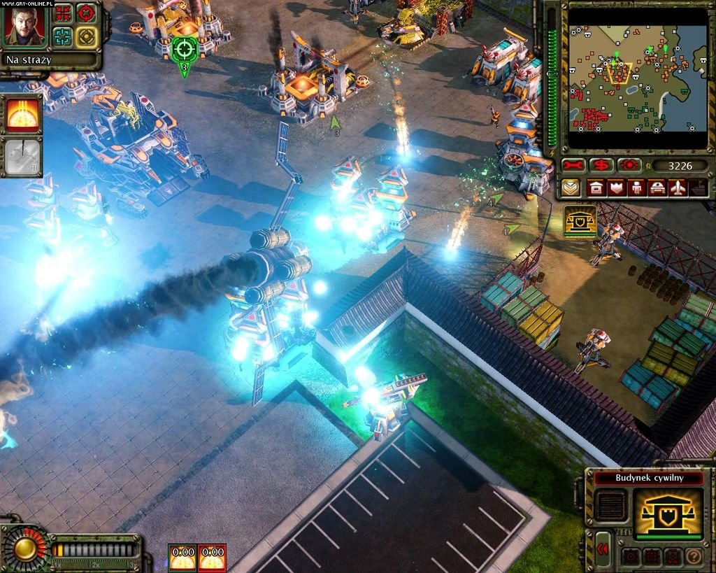 Command And Conquer Red Alert 3 PL POLiSH-O22y