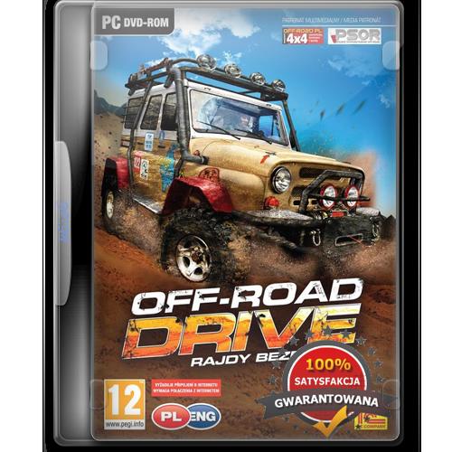 Off-Road Drive: Rajdy Bezdroży (2011) [SKIDROW]