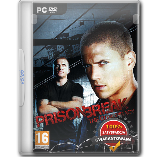 Prison Break: The Conspiracy (2010)[AVENGED]