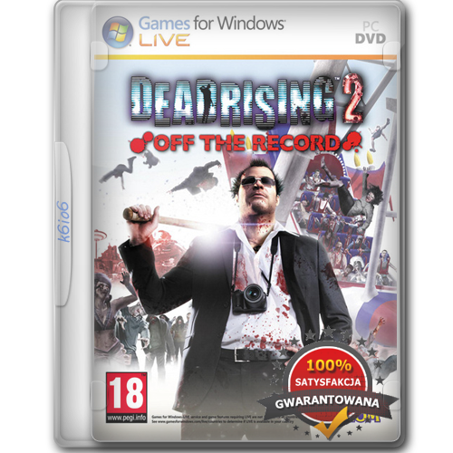 Dead Rising 2: Off The Record (2011)[SKIDROW]