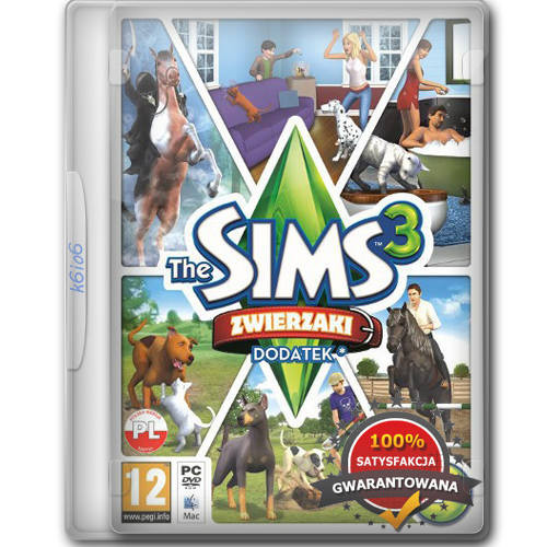 The Sims 3: Zwierzaki (2011) [FAiRLIGHT][PL]