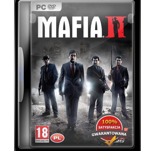 Mafia II (2010)[SKIDROW][+UPDATE4][PL]