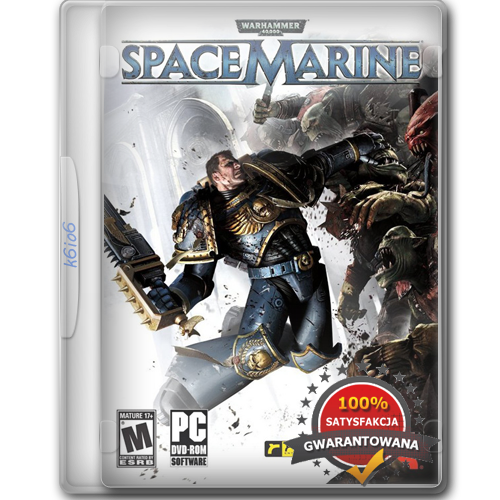 Warhammer 40K Space Marine (2011) [DaRkSiDe][PL]