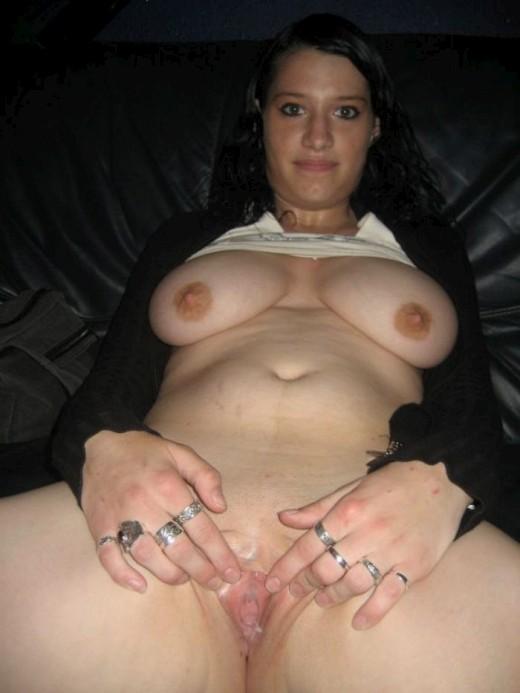 Nude Sister Spreading