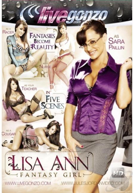 Lisa Ann – Fantasy Girl