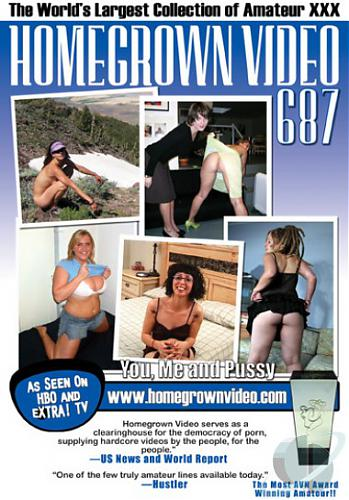 Homegrown Video #687(2006) Country: USA Studio:Homegrown Amateurs