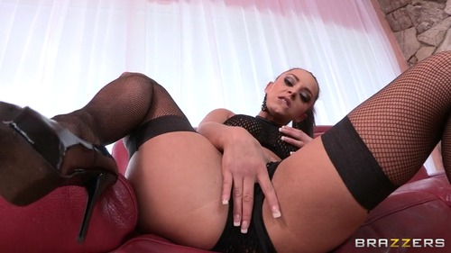 Big Wet Butts – Liza Del Sierra – French Creampie