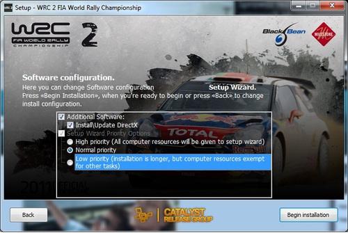 WRC 2 FIA World Rally Championship (2011/Multi5/ENG/Repack] by R.G. Catalyst + Pełne Spolszczenie
