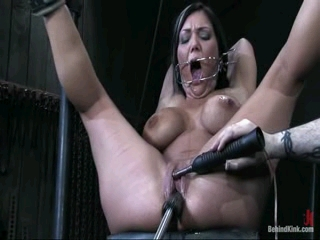 Bridget powers midget anal 8tube