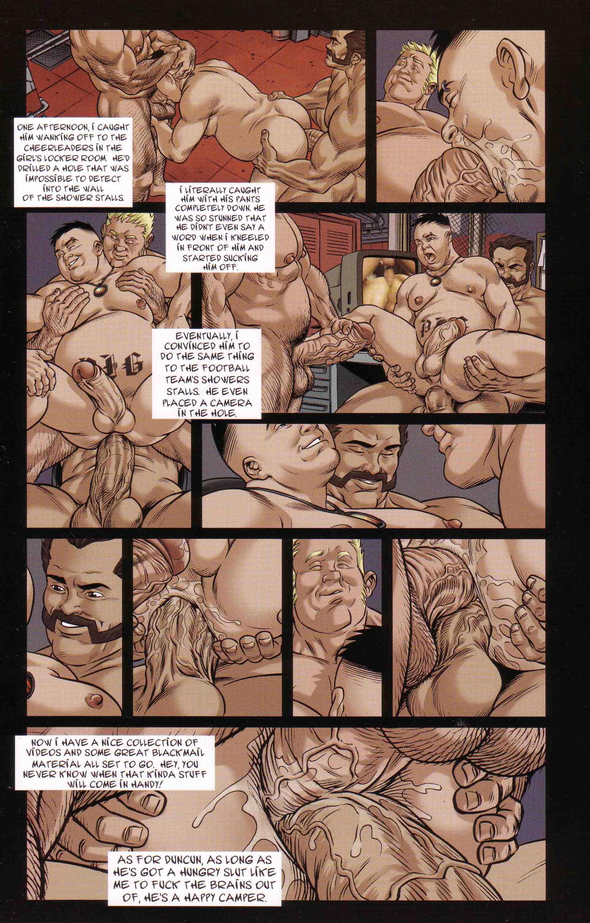 Сплатные порно комиксы 10 фотография