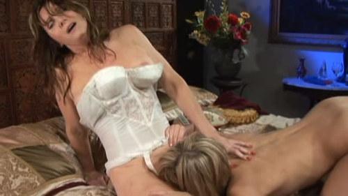 Nina hartley sydni ellis are mature lesbians 9