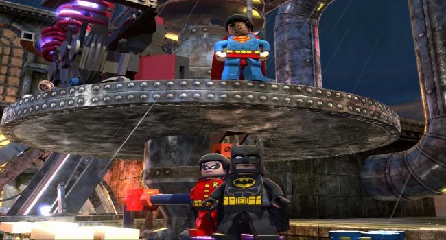 LEGO Batman 2 DC Super Heroes (PC) (2012) (Multileng-ESP) Leg
