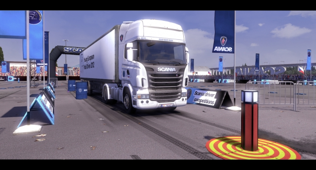 Scania Truck Driving Simulator (PC) (2012) (Multileng ESP)