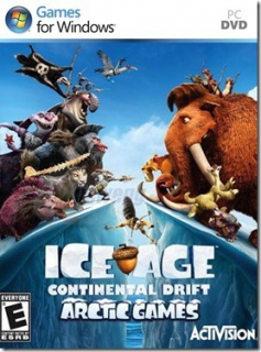 Ice Age 4: Continental Drift [Español] [DVD5] [RS-UL]