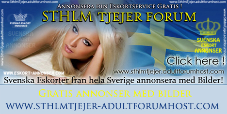 SthlmTjejer Adultforum - The Orginal since 1995