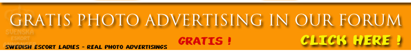 GRATIS advertising in this Forum - Click here !