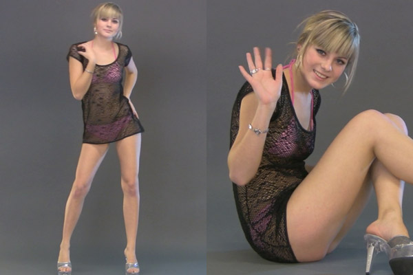 Newstar Diana Naked