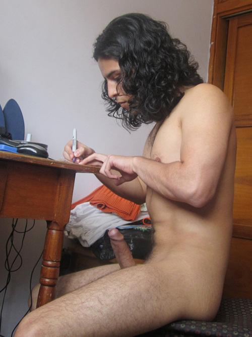 Soy el primero en verte desnudo 1