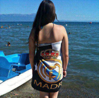 اجمل مشجعات ريال مدريد صور بنات ريال مدريد حلوات