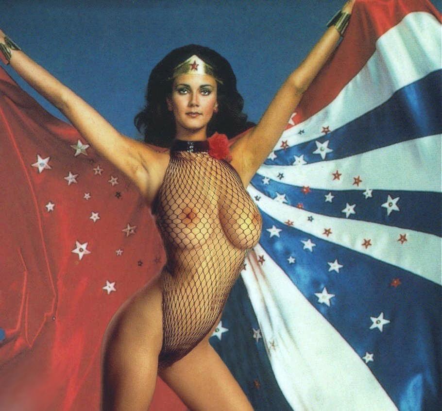Linda carter in the nude