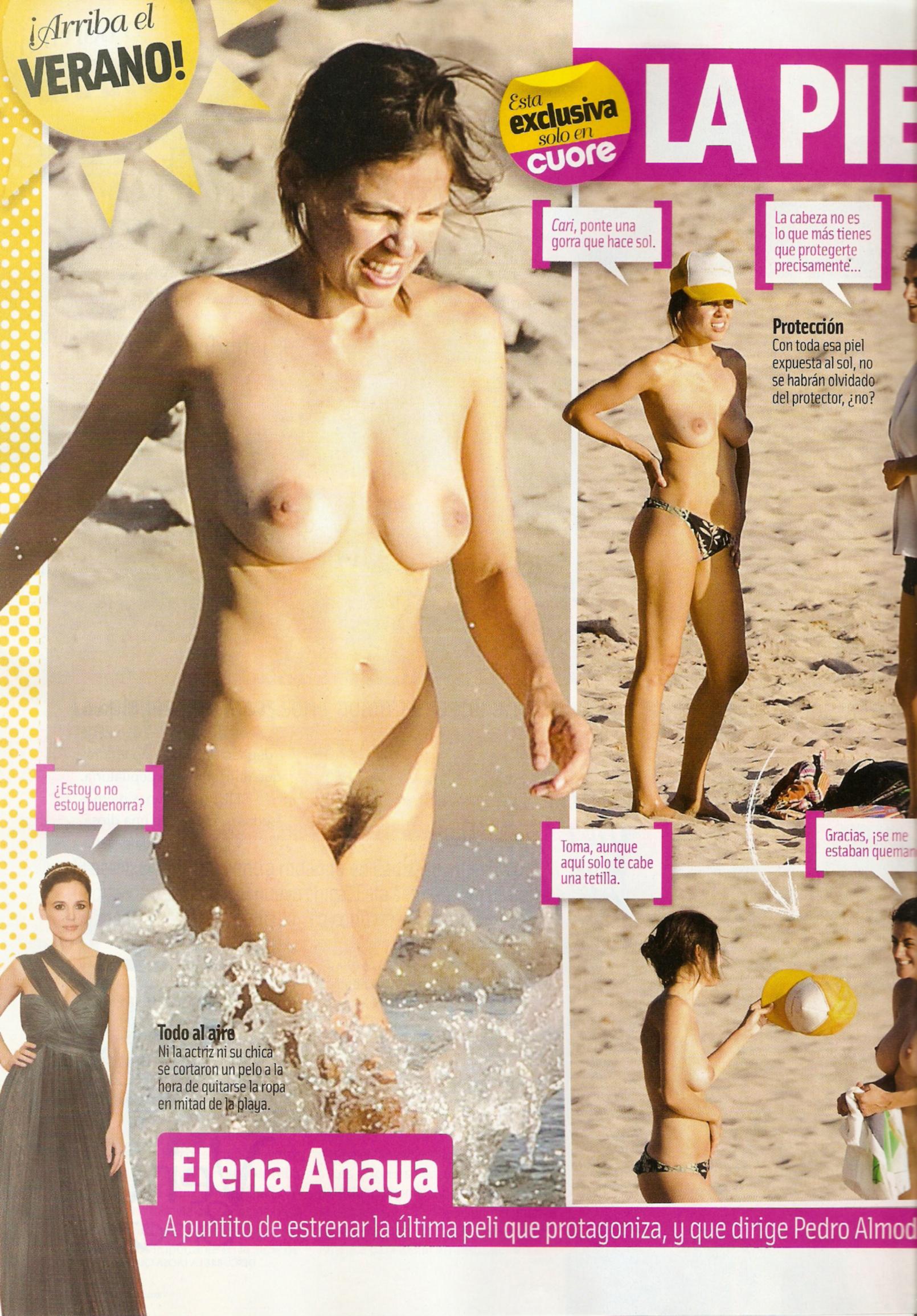 Elena Anaya Nude Pics