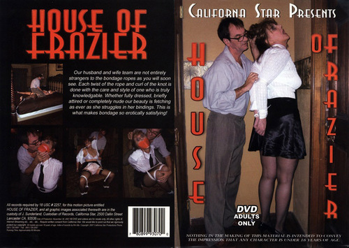 House Of Frazier #1 BDSM