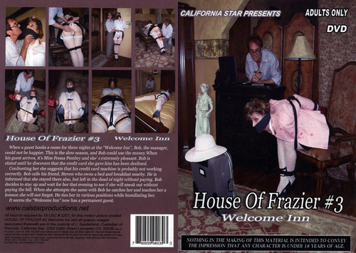 House Of Frazier #3 - Welcome Inn BDSM