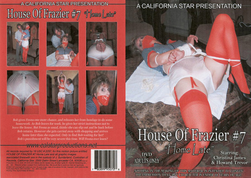 House Of Frazier #7 - Home Late BDSM