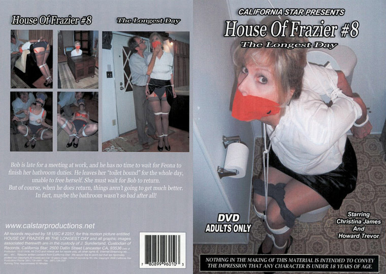 House Of Frazier _8 cover,