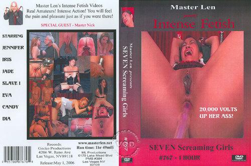 Seven Screaming Girls BDSM
