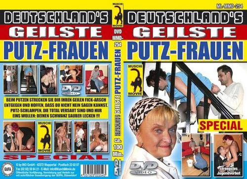 Deutschlands Geilste Putz-Frauen Mature