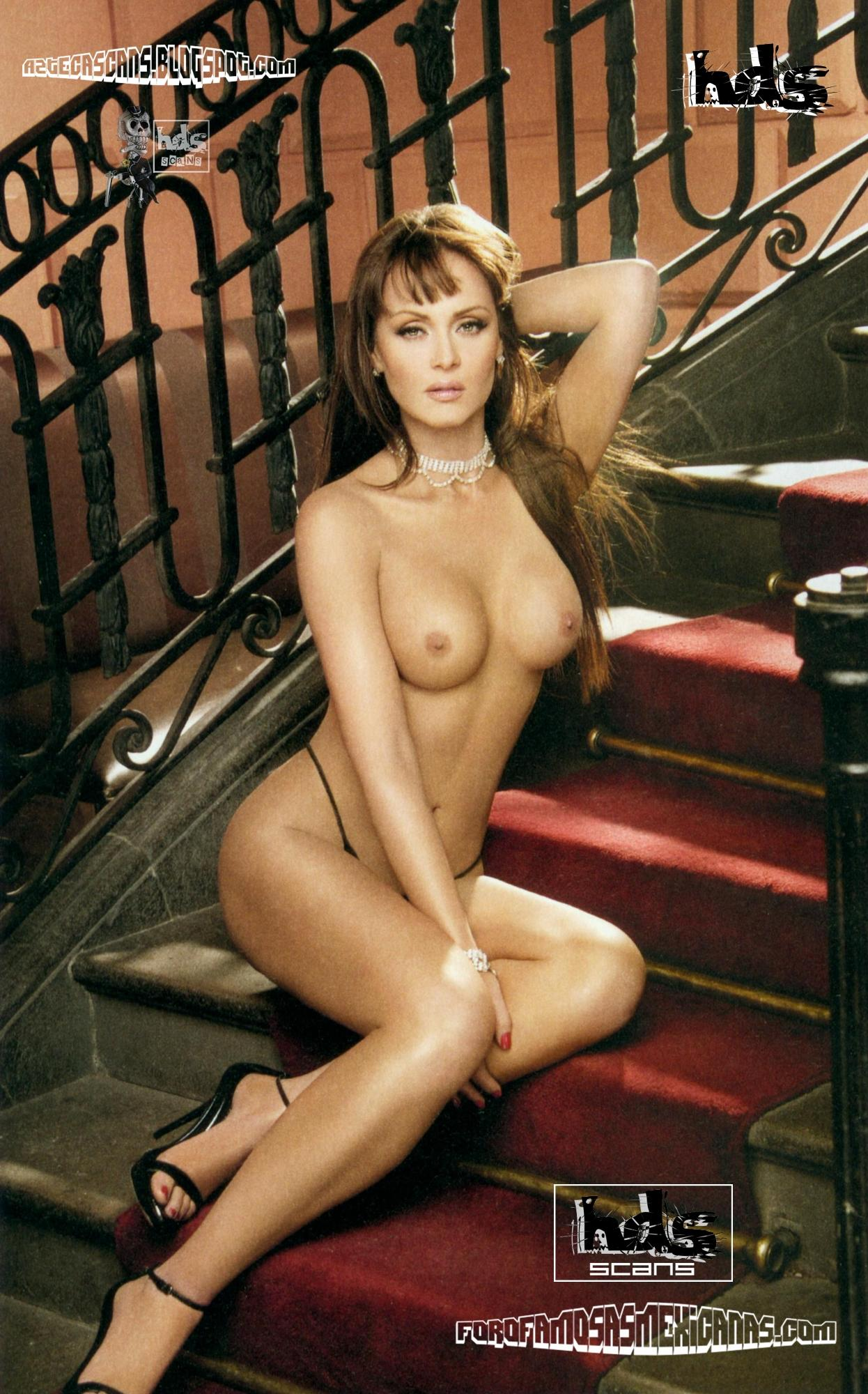 Has Gabriela Spanic Ever Been Nude