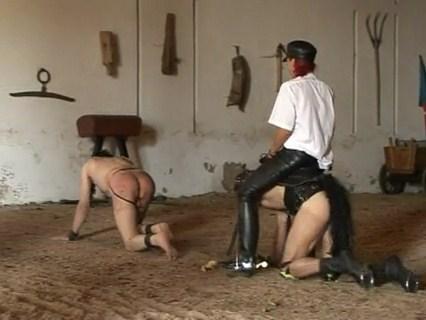 Ponyboy and red riding misstress Femdom