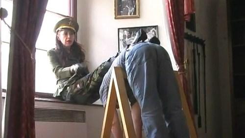 Cowgirl And Policewoman Femdom